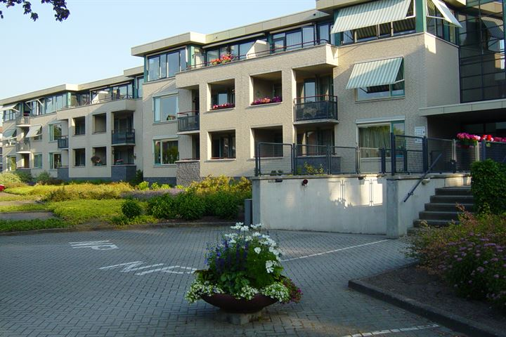 De Statenhoed 9 t/m 45: Appartementen