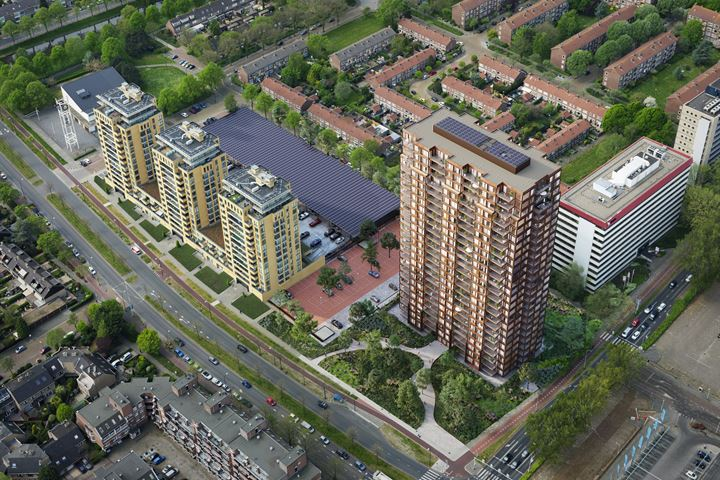 Sky Apartments 24- (Bouwnr. 2)