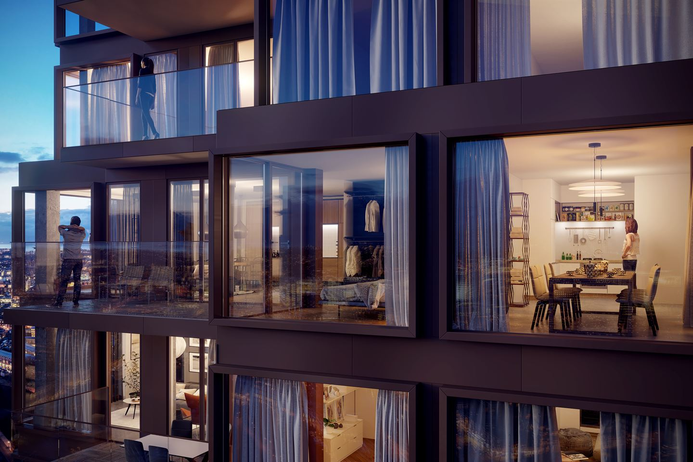Bekijk foto 3 van Prime Apartments 19- (Bouwnr. 1)