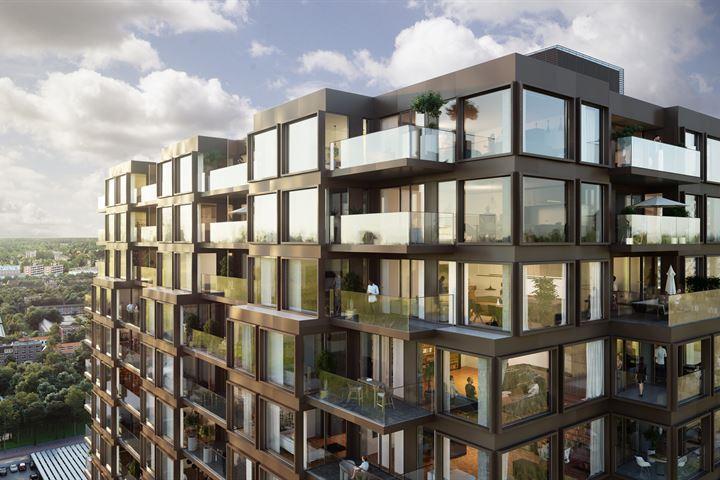 Sky Apartments 23- (Bouwnr. 1)