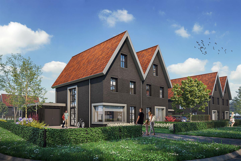 Bekijk foto 2 van Stadsdock geschakelde woning (Bouwnr. 22)