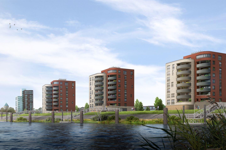 Bekijk foto 1 van Luxe appartement aan de IJssel (Bouwnr. 2.01)