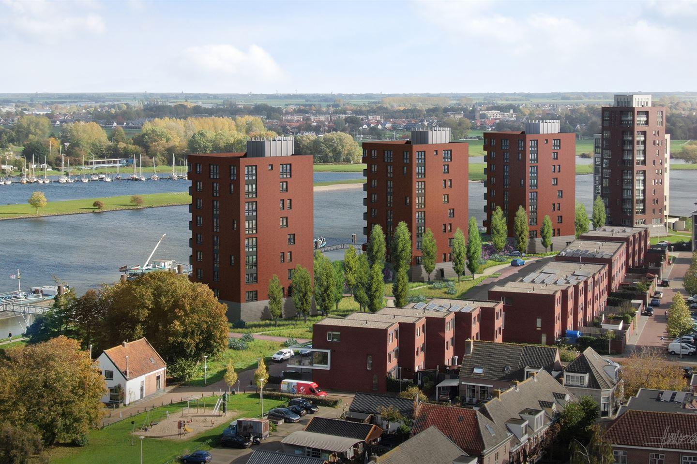 Bekijk foto 2 van Luxe appartement aan de IJssel (Bouwnr. 2.01)