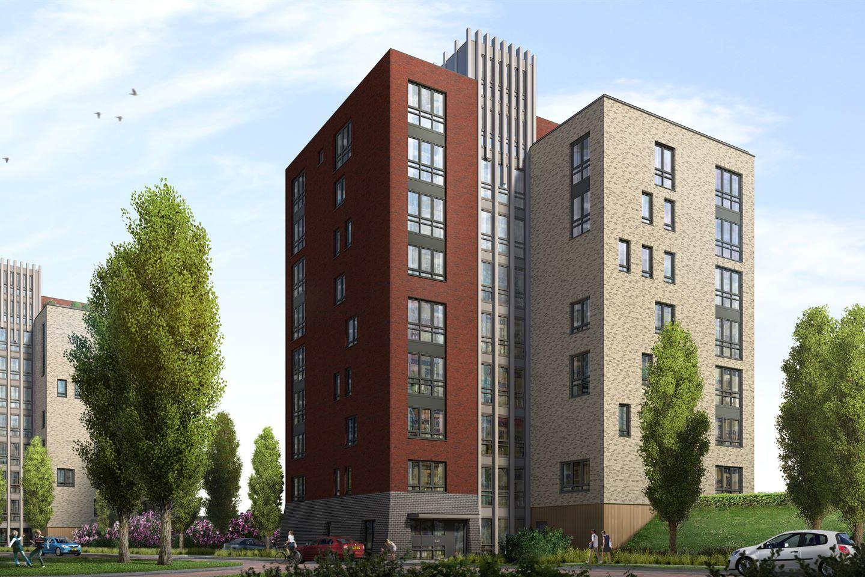 Bekijk foto 3 van Luxe appartement aan de IJssel (Bouwnr. 2.02)