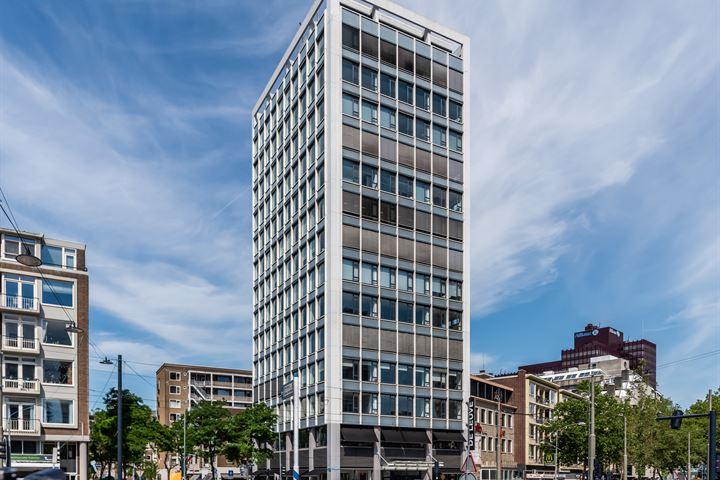 Schiedamsedijk 37-51, Rotterdam