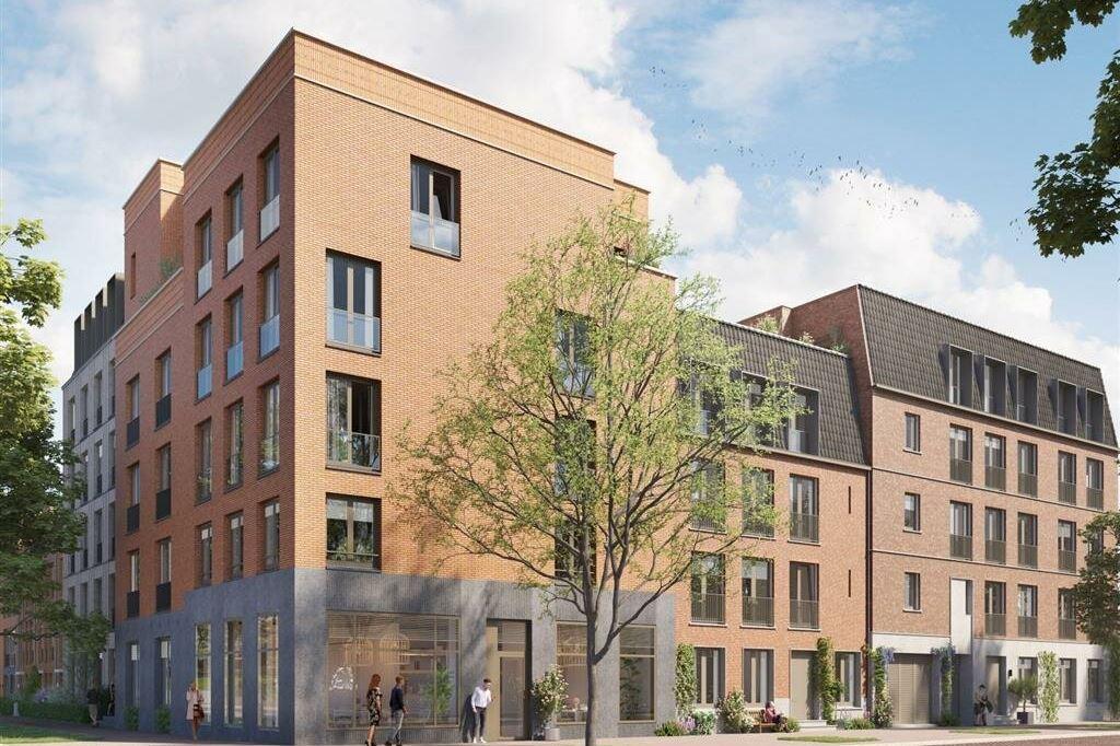 Bekijk foto 1 van Gasthuiskwartier | tweede fase Blok C (Bouwnr. 152)
