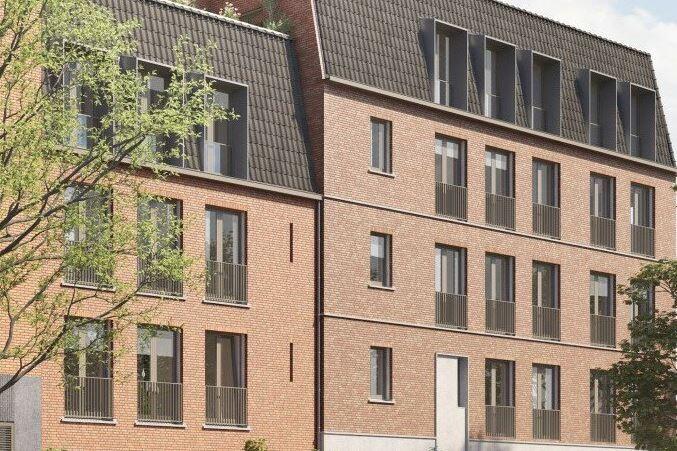 Bekijk foto 2 van Gasthuiskwartier | tweede fase Blok C (Bouwnr. 152)