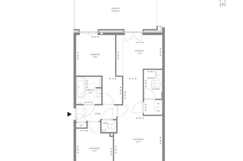 Bekijk foto 4 van Gasthuiskwartier | tweede fase Blok C (Bouwnr. 152)
