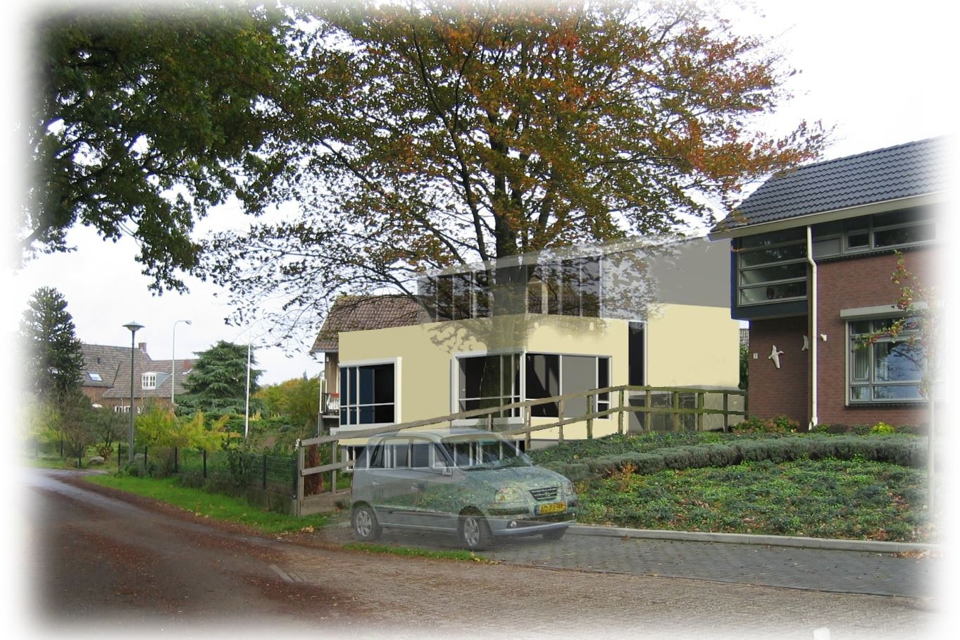 Bekijk foto 1 van Kerkpad links (Bouwnr. 1)