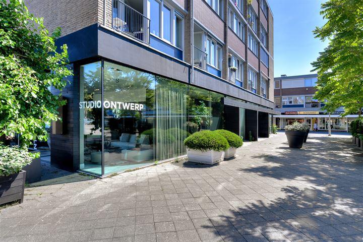 Graaf Hendrik III plein 21-23, Breda
