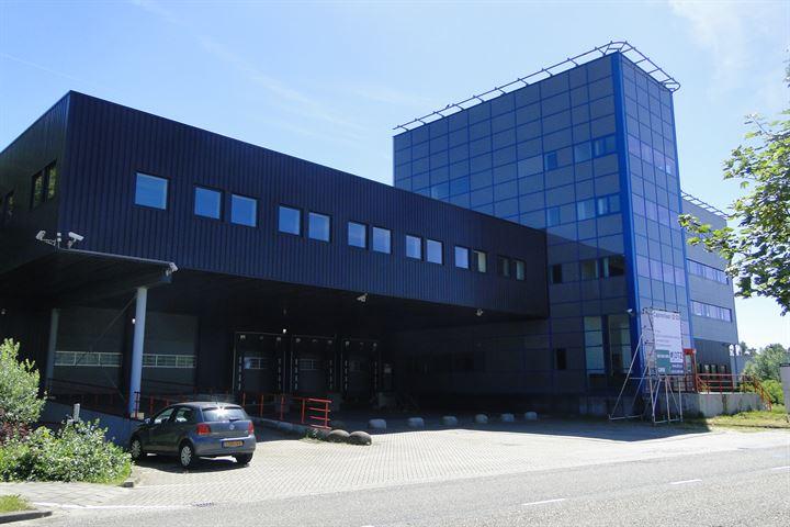Capronilaan 12 -20, Schiphol-Rijk