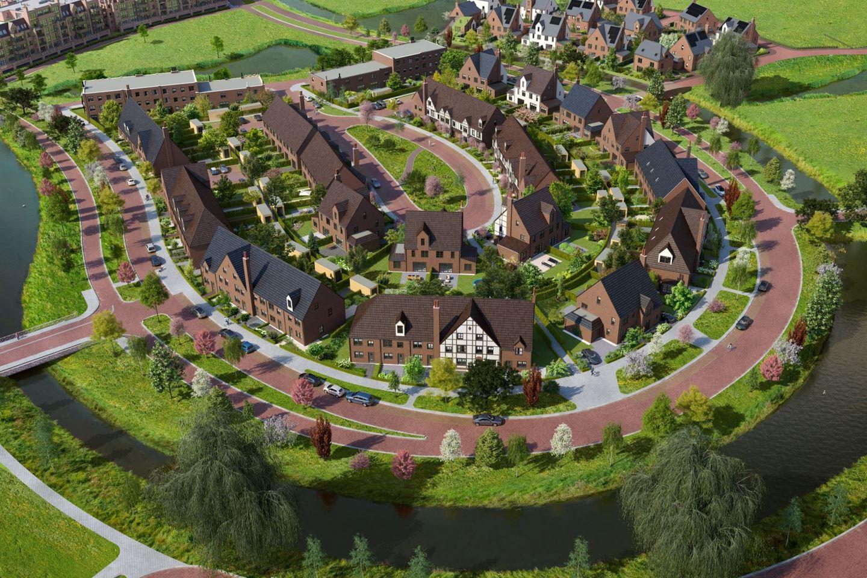 Bekijk foto 3 van Tudorpark - Brighton Court  (Bouwnr. 693)
