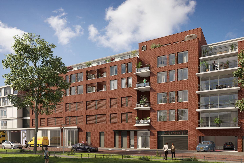 Bekijk foto 5 van 4-kamer appartement (Bouwnr. 8)