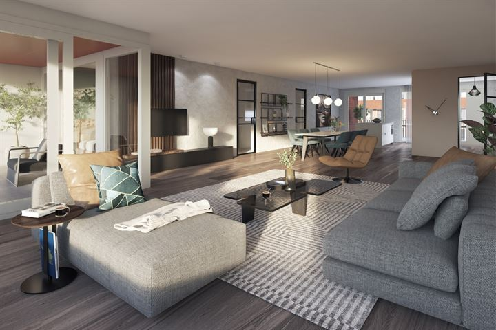 4-kamer appartement (Bouwnr. 26)
