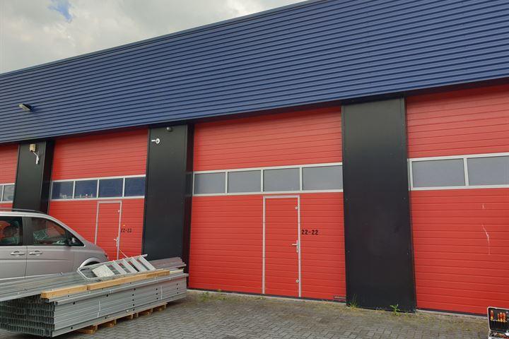 Skagerrak 22 22, Groningen