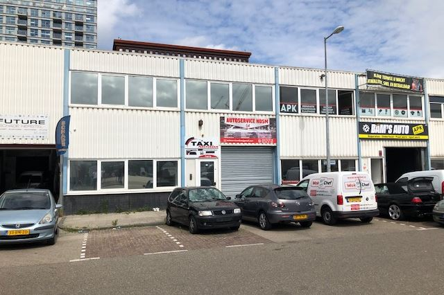 ks. Ibisweg 10, Amsterdam