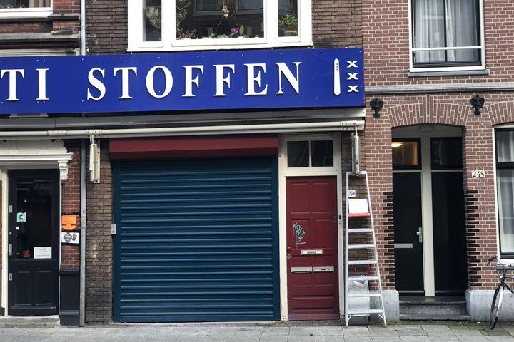 Albert Cuypstraat 250, Amsterdam