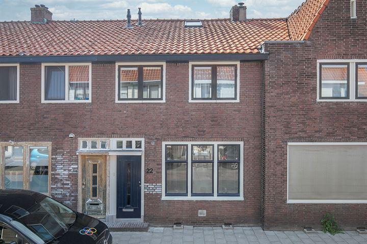 Vossiusstraat 22