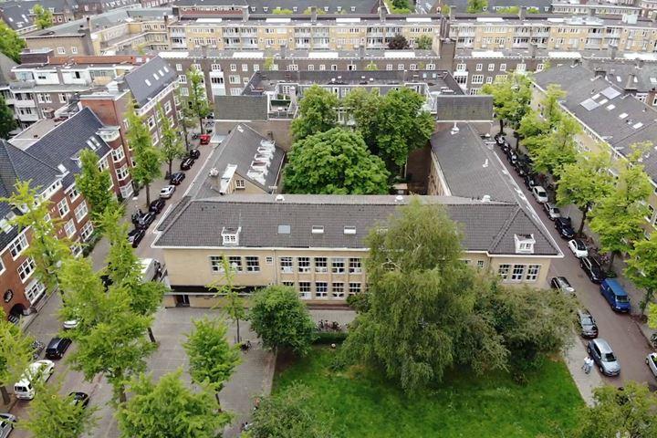 Anthonie van Dijckstraat 1, Amsterdam