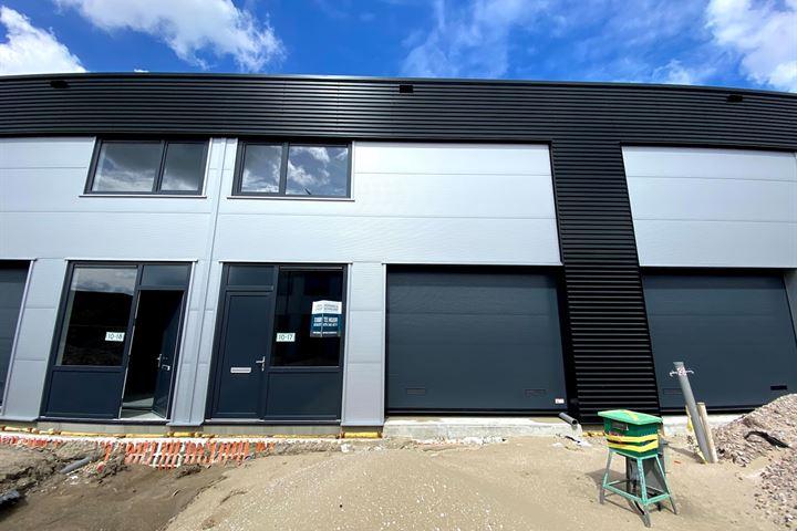 Aluminiumstraat 10 -17, Zoetermeer