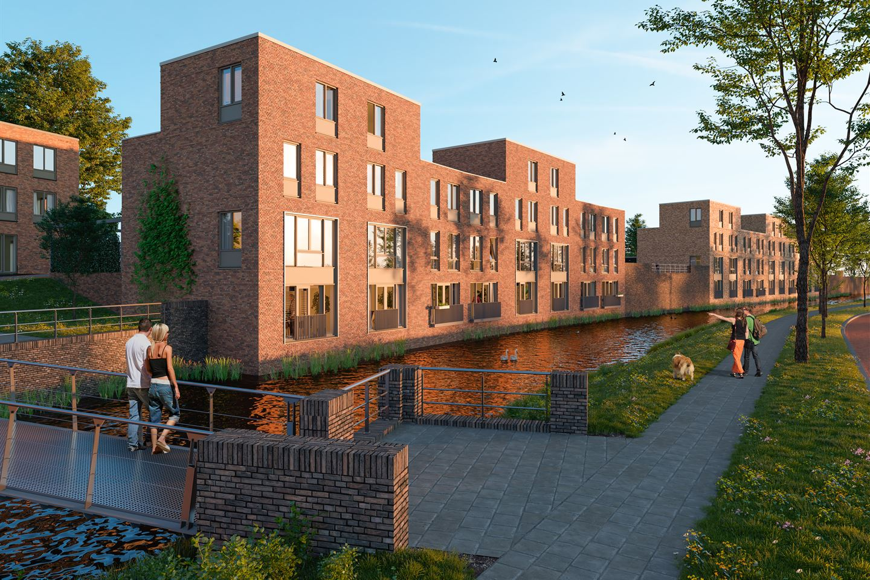 Bekijk foto 3 van Suytkade-Noord fase 2a - stadswoning 206