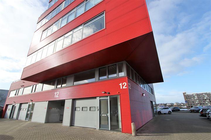 Tappersweg 12 A, Haarlem