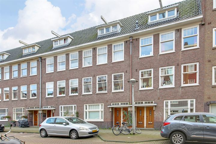 Coppelstockstraat 47 2, Amsterdam