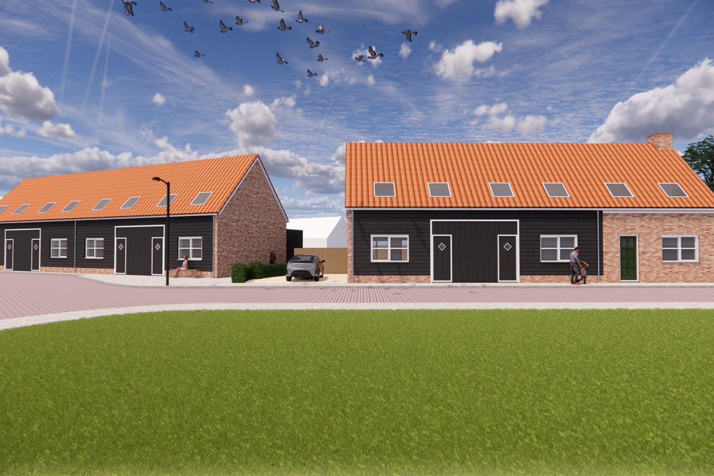 Bekijk foto 1 van De Nieuwe Vest hoekwoning (Bouwnr. 5)