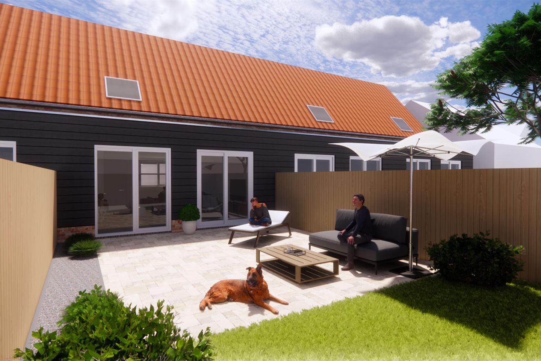 Bekijk foto 2 van De Nieuwe Vest hoekwoning (Bouwnr. 5)