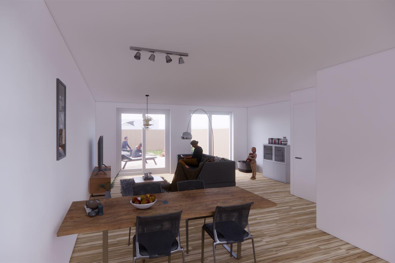 Bekijk foto 3 van De Nieuwe Vest hoekwoning (Bouwnr. 5)