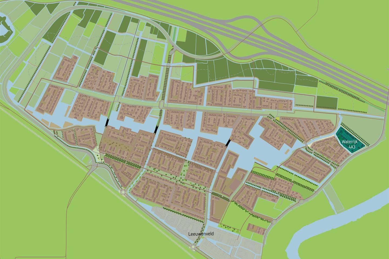 Bekijk foto 4 van Weespersluis - Waterrijk 4A3 (Bouwnr. 20)