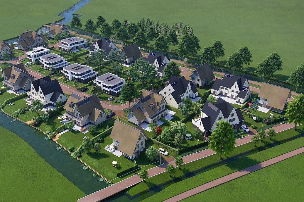 Bekijk foto 3 van Weespersluis - Waterrijk 4A3 (Bouwnr. 7)