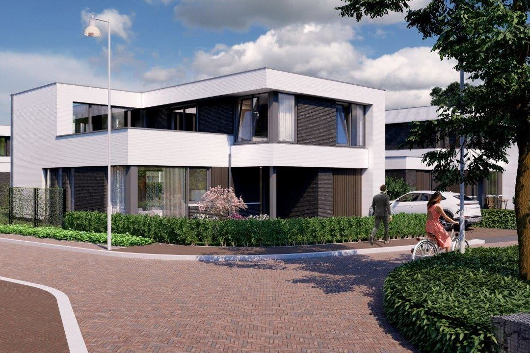 View photo 1 of Weespersluis - Waterrijk 4A3 (Bouwnr. 18)