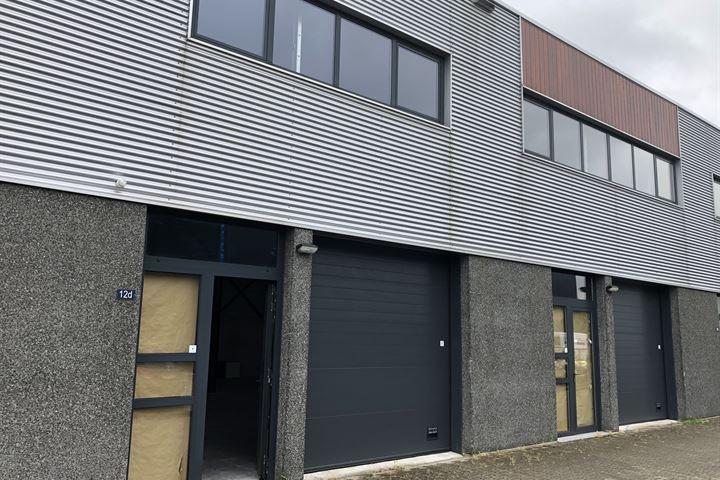 Industrieweg 12 E, Deurne