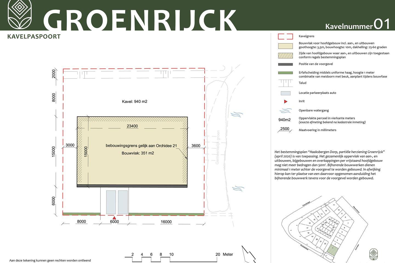 Bekijk foto 3 van Groenrijck - Kavels (Bouwnr. 1)