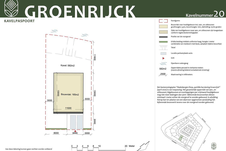 Bekijk foto 3 van Groenrijck - Kavels (Bouwnr. 20)