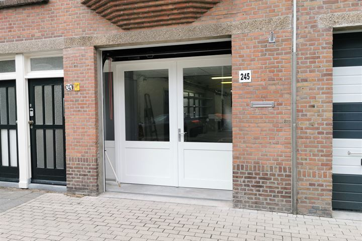Mient 245, Den Haag