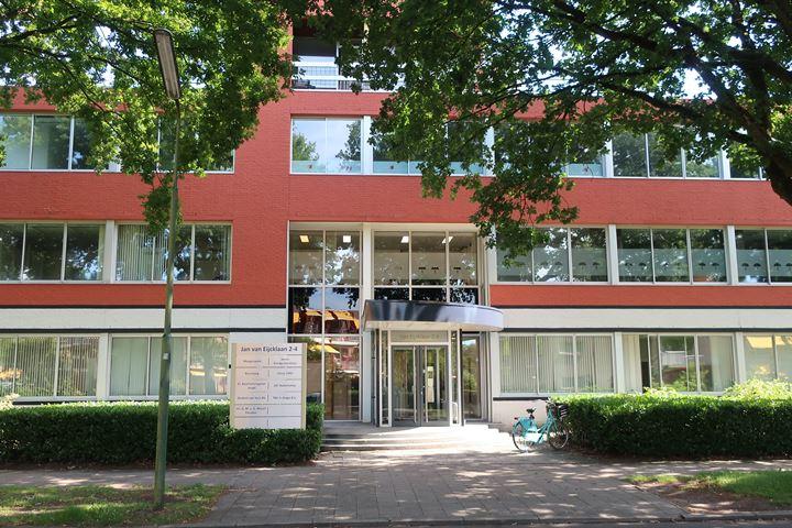 Jan van Eycklaan 2 - 4, Bilthoven