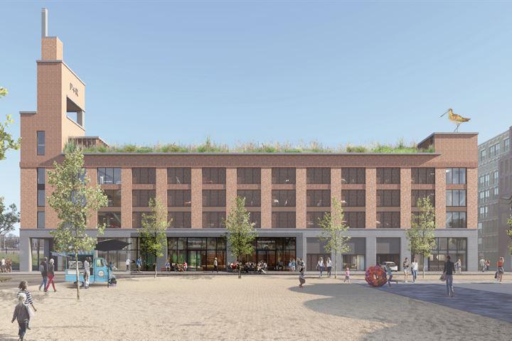 Berlijnplein 100, Utrecht