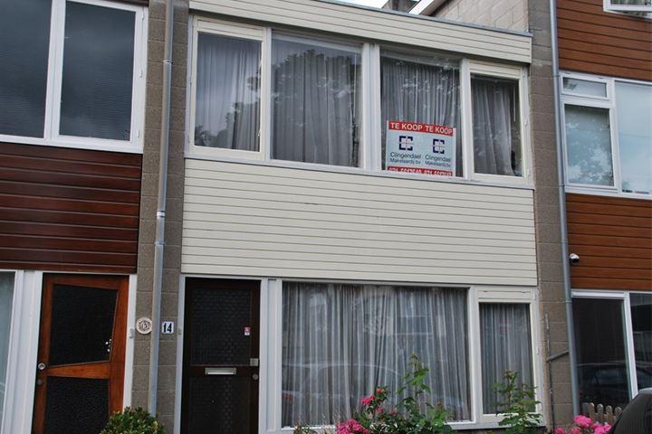 Christiaan Huygensstraat 14