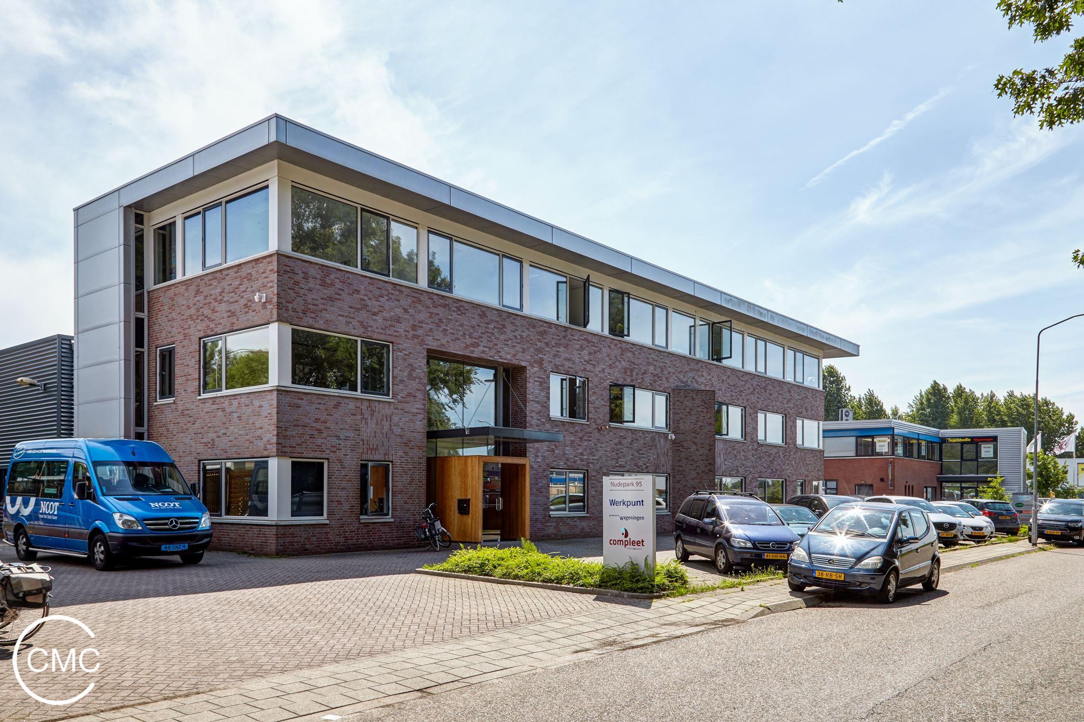 Kantoor Wageningen   Zoek kantoren te huur: Nudepark 95