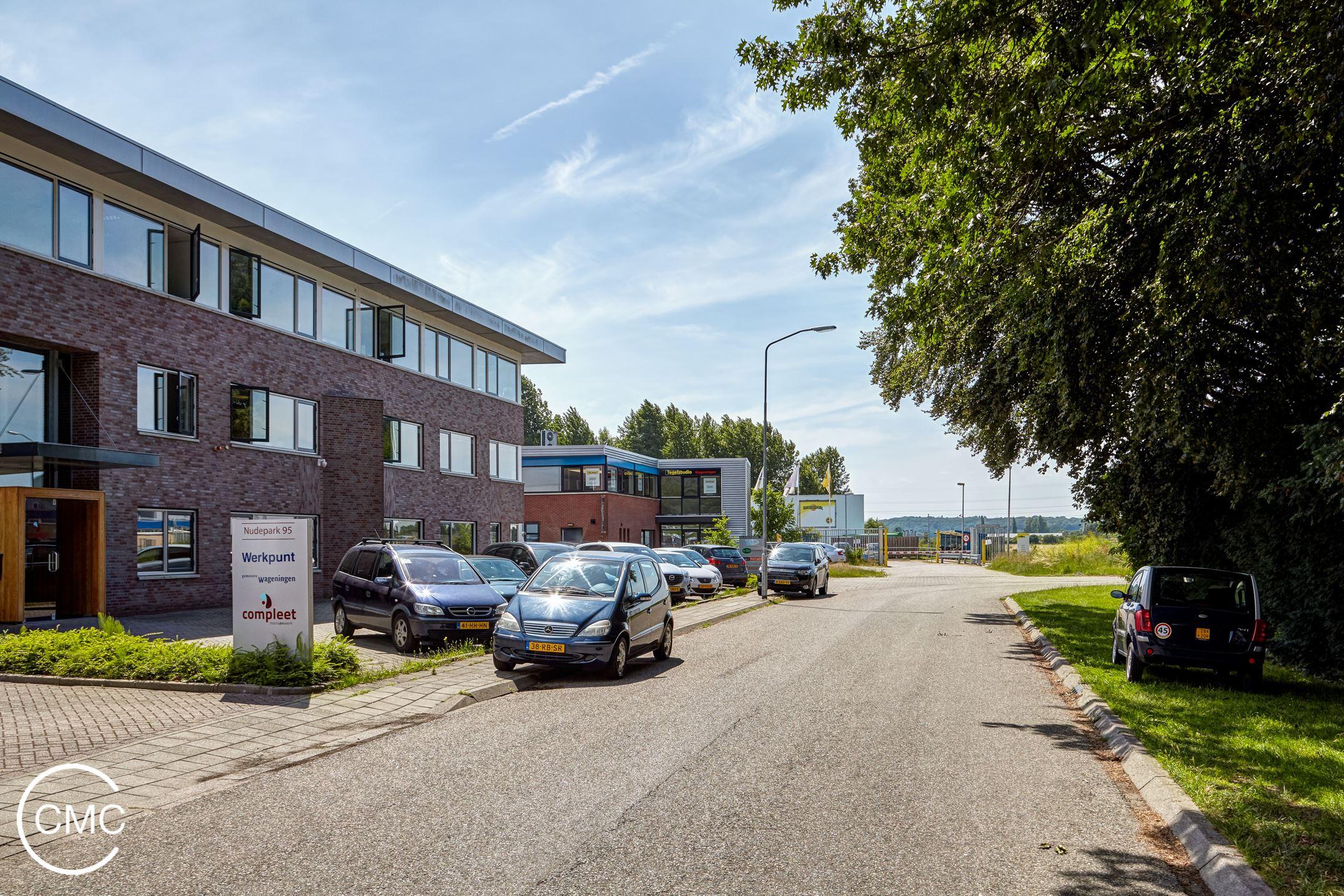 Kantoor Wageningen   Zoek kantoren te huur: Nudepark 168