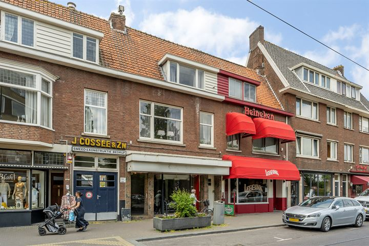 Bergse Dorpsstraat 136 A, Rotterdam
