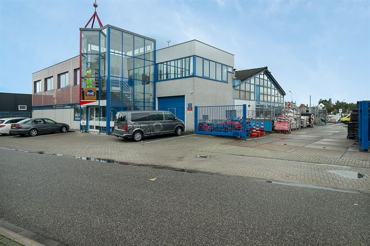 Industrieweg 12 -12a, Wormerveer