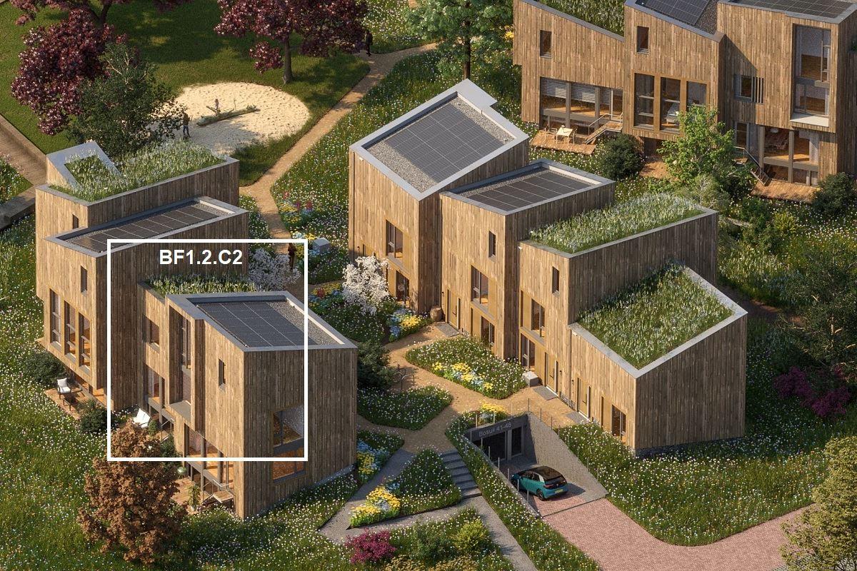 Bekijk foto 1 van Bosfazant 1 | Waldschap | BF1.2.C2 (Bouwnr. BF1.2.C2)