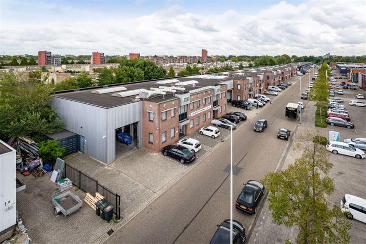 Anthonetta Kuijlstraat 32-50, Rotterdam