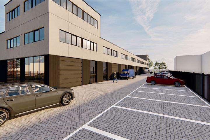 Pondweg 11 A- 11 H, Nieuw-Vennep