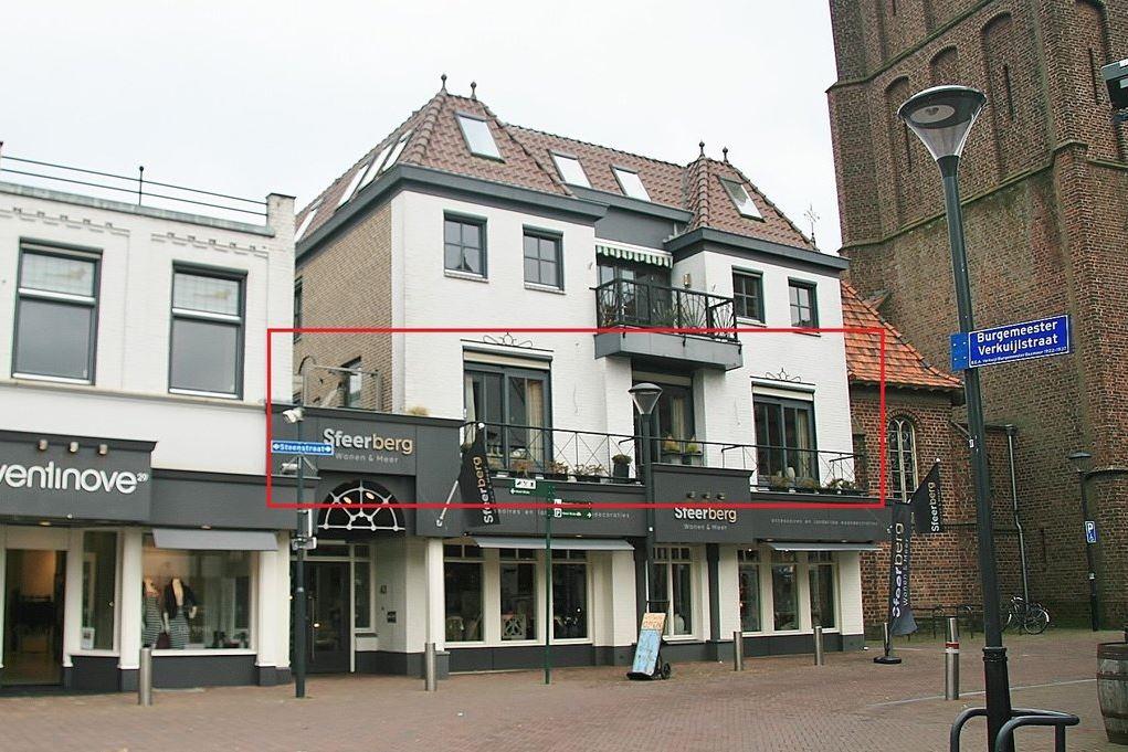 Bekijk foto 1 van Steenstraat 43 A