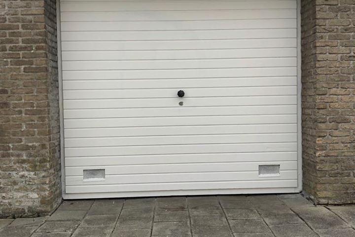 Da Costastraat garagebox