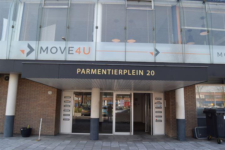 Parmentierplein 20, Rotterdam
